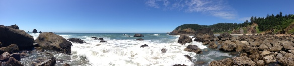 Ecola State Beach, Oregon