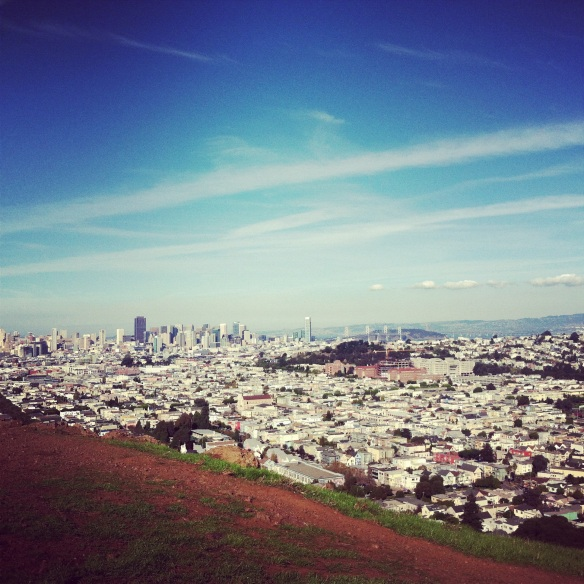 Bernal Hill, Bernal Heights, San Francisco, San Francisco Living, Moving to San Francisco